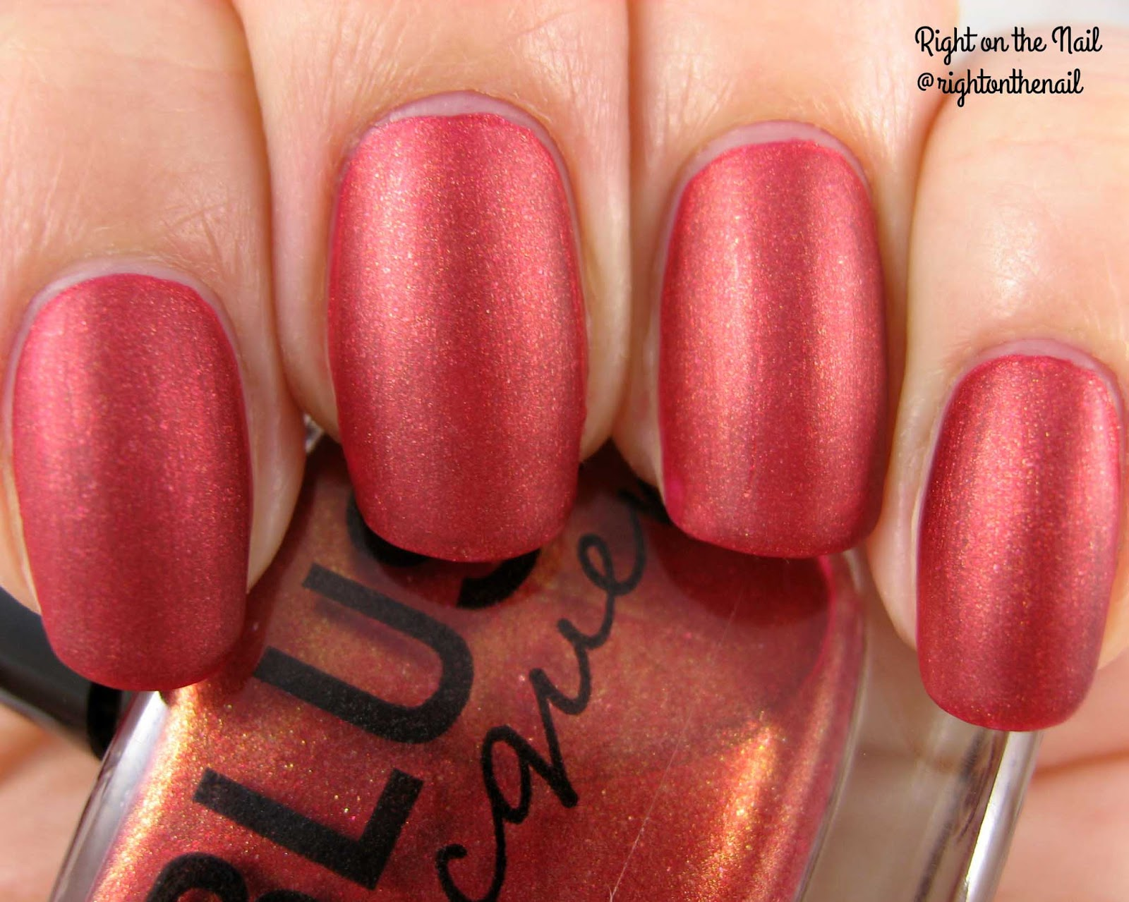 Right on the Nail: Nibs & Nails Presents the BLUSH Lacquers Polish ...