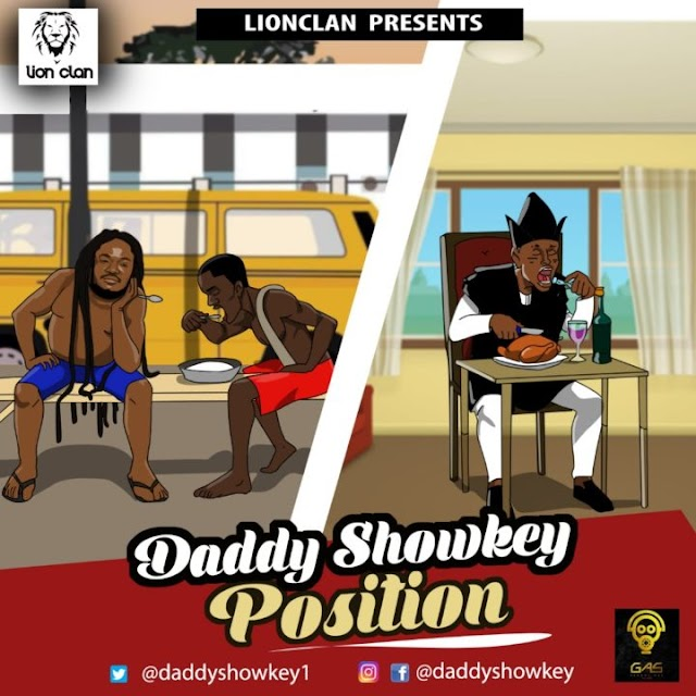 Daddy Showkey – Position MP3.