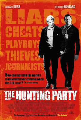 The Hunting Party 2007 DVD R4 NTSC Latino