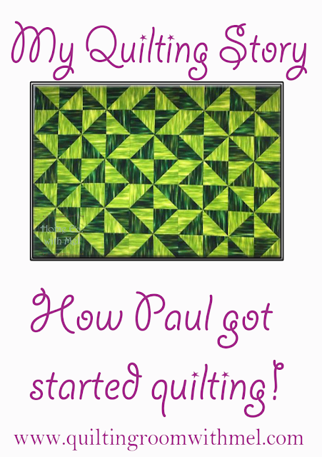 pauls quilting story