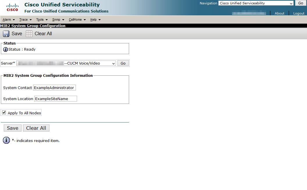 Jonathan Schulenberg: Configuring SNMP on Cisco Prime