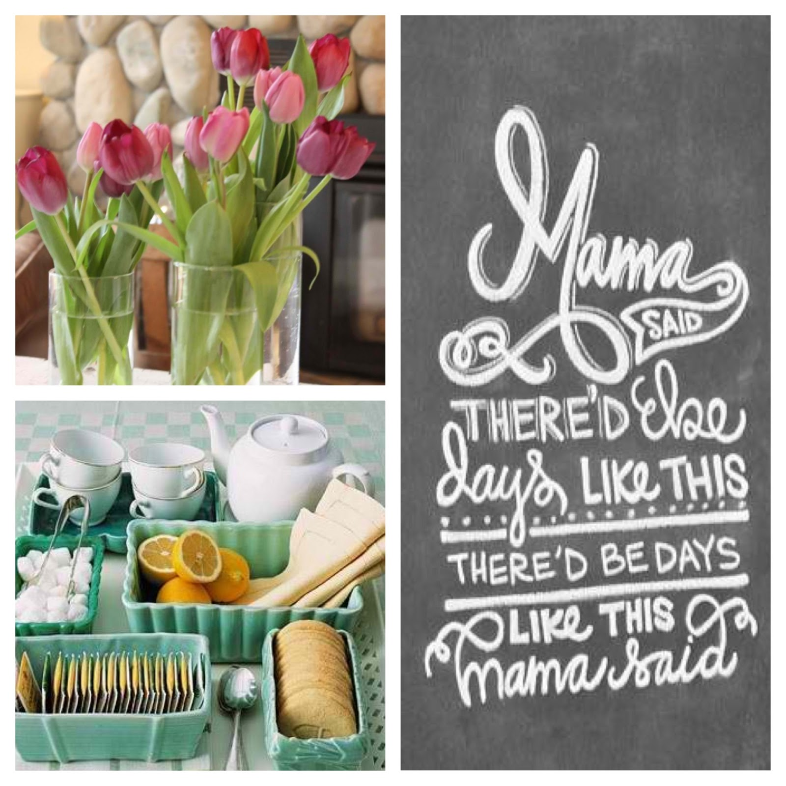 Pretty Little Things Mothers Day Goodies Brunch Ideas