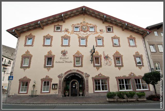 Golling an der Salzach (Austria)