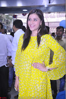 Mannara Chopra Looks Cute in Yellow Salwar Suit ~  Exclusive 31.JPG