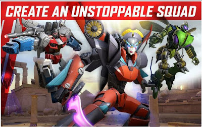 Screenshot_3 TRANSFORMERS: Forged to Fight v5.2.0 + Mod - Action and fighting game for Android Apps