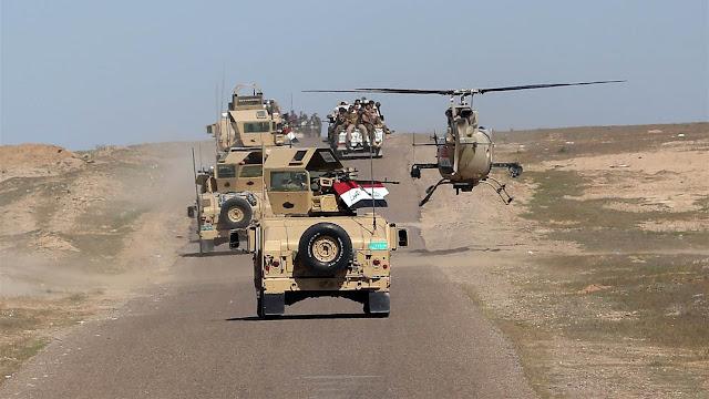 Para um tenente iraquiano, a luta contra o Estado Islâmico do Iraque e da Síria (ISIS) foi uma busca lenta e metódica de vingança