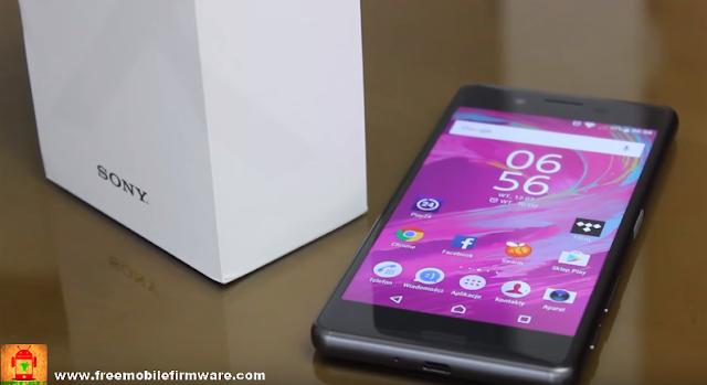 Flash Sony Xperia 10 Functioning F8131 Nougat 7 1 1