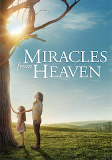 DVD & Blu-ray Release Report, Miracles From Heaven, Ralph Tribbey