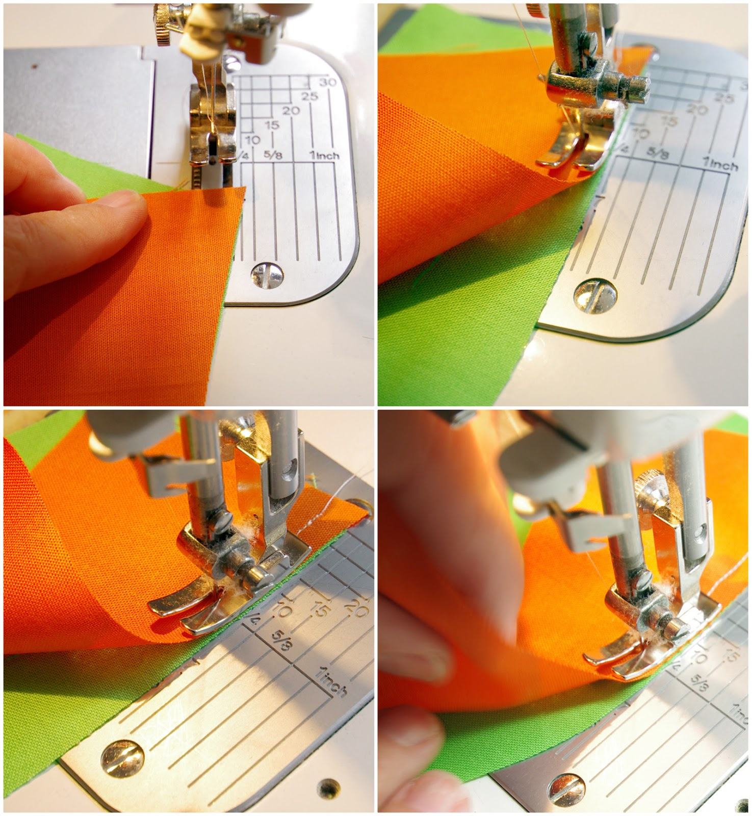 Tutorial: Cutting and Sewing Free Hand Curves