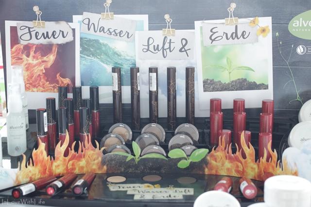 alverde Feuer, Wasser, Luft & Erde