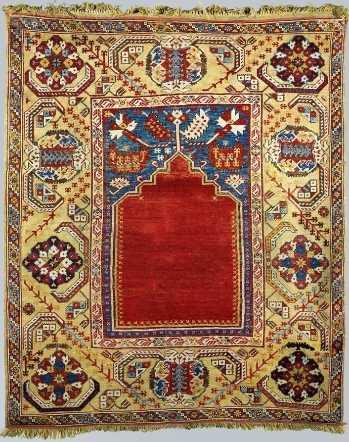 Osmanlı Motifli Kilim Modelleri