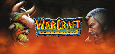 Warcraft Orcs and Humans-GOG