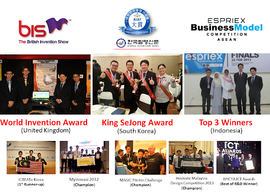Top 10 Innovation Competition ~ kxkhor