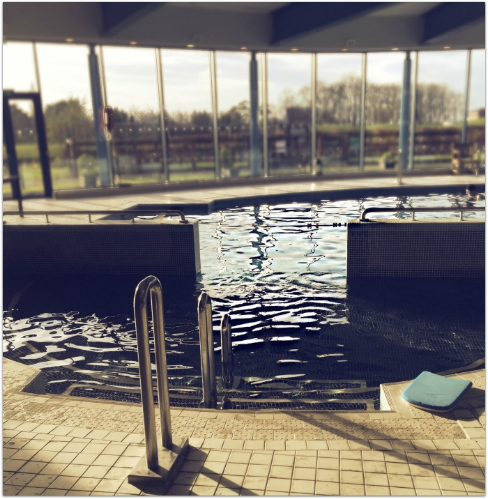 Swimming Pool Castleknock Hotel Country Club Dublin Ireland Review