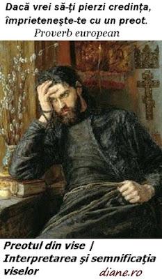 Dacă vrei să-ţi pierzi credinţa, împrieteneşte-te cu un preot.