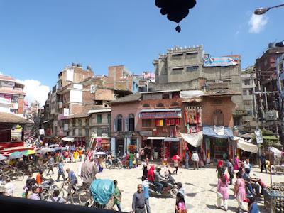 Indra Chowk katmandu