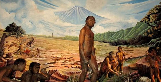 Kehidupan Masyarakat Zaman Batu Besar (Megalithikum)