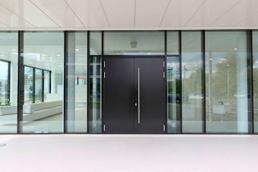The new age construction module of the UPVC doors and windows