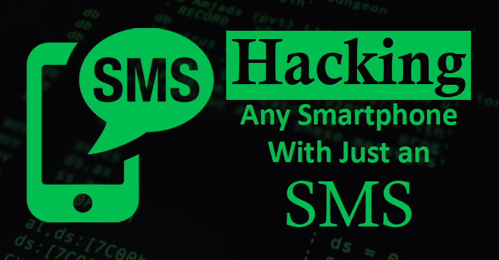 Hacking Smartphone By sms