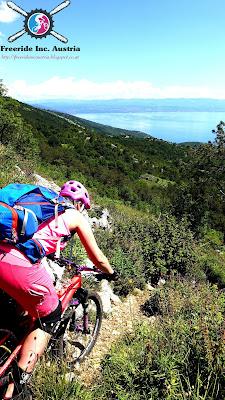 Biketouren Kroatien