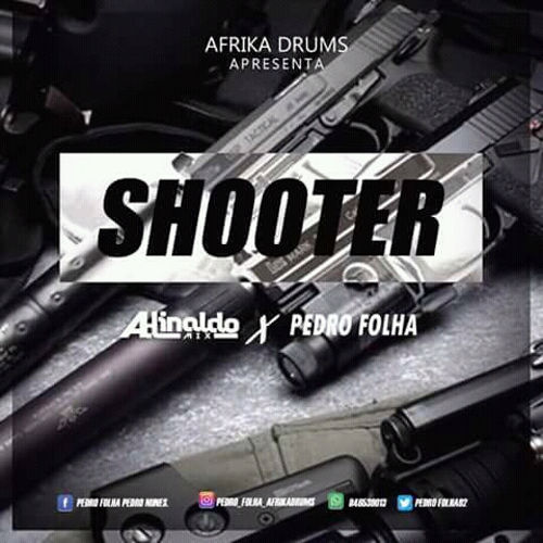 Dj Adinaldo Mix, Afrika Drums & Pedro Folha