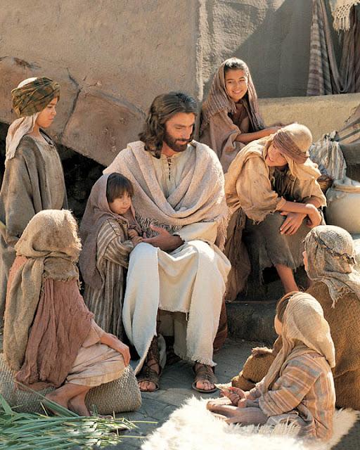 Cristo-y-niños