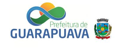 inscrição Concurso Público Prefeitura Municipal de Guarapuava/PR edital 2016.