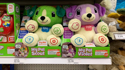 Target LeapFrog My Pal Puppy Only 1210