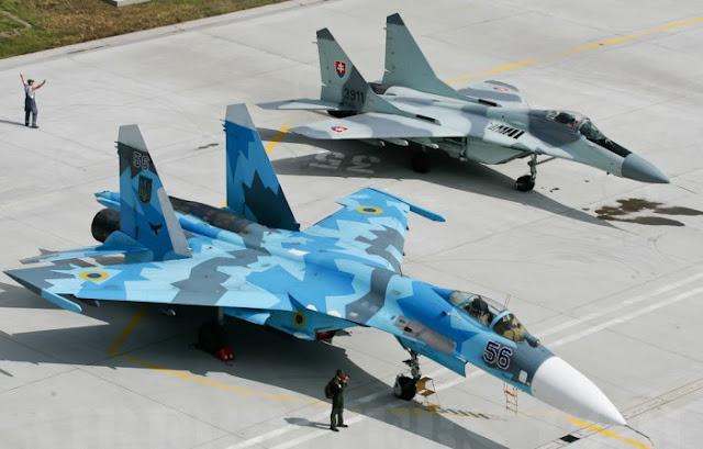 Indonesia Akan Beli 18 Pesawat Tempur Multiperan Su-35 Rusia
