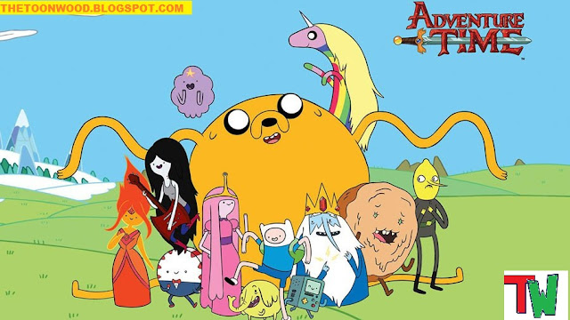"Watch Online And Download Cartoon Network Toons ""Adventure Time (Season-1)"" In HINDI Episodes In 720p,HD"