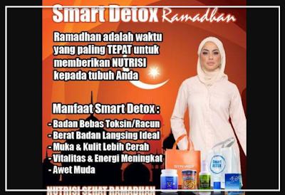 Cara Menjalankan Program Smart Detox Selama Puasa Ramadhan