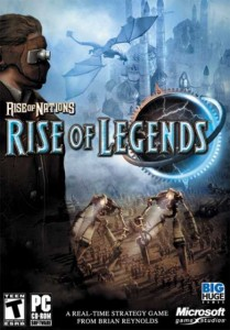 Download Rise Of Nations Rise Of Legends PC Full Version Free