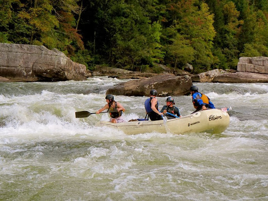 River Rafting Lessons We Learned from the Gauley River