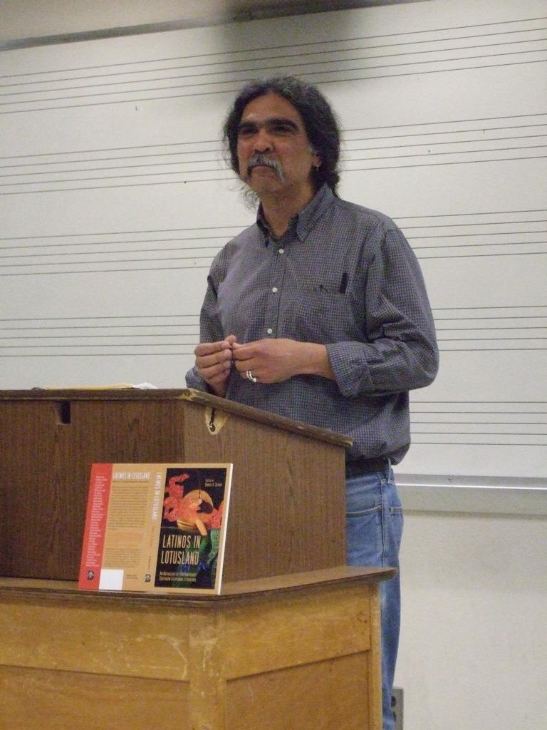 Guest Author Ruben Soto advise