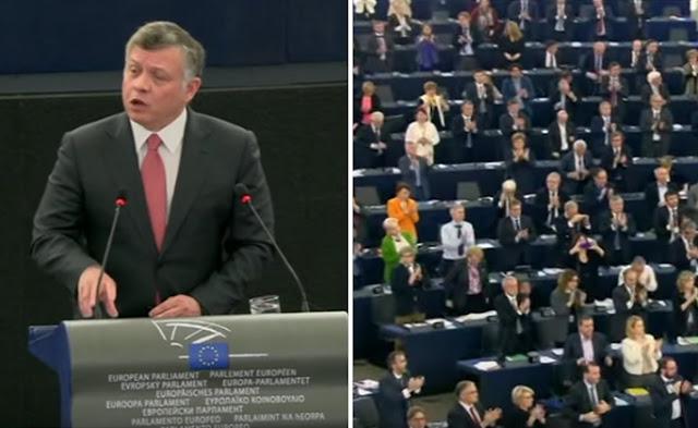 Pidator Raja Yordania Abdullah II