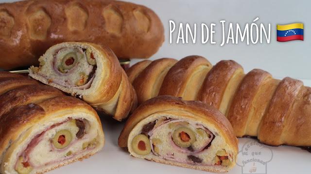 pan de jamon tradicional