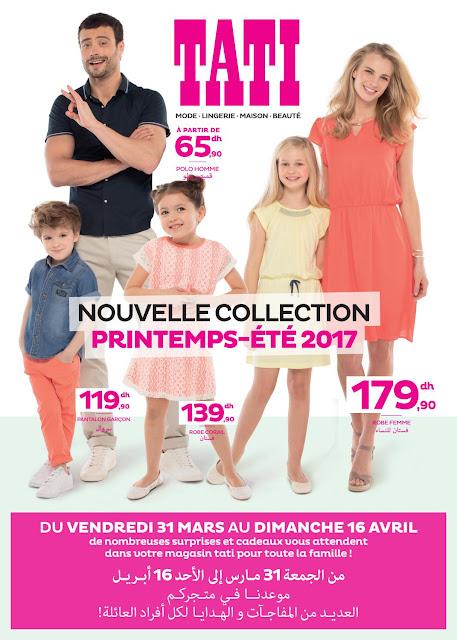 catalogue tati maroc avril 2017