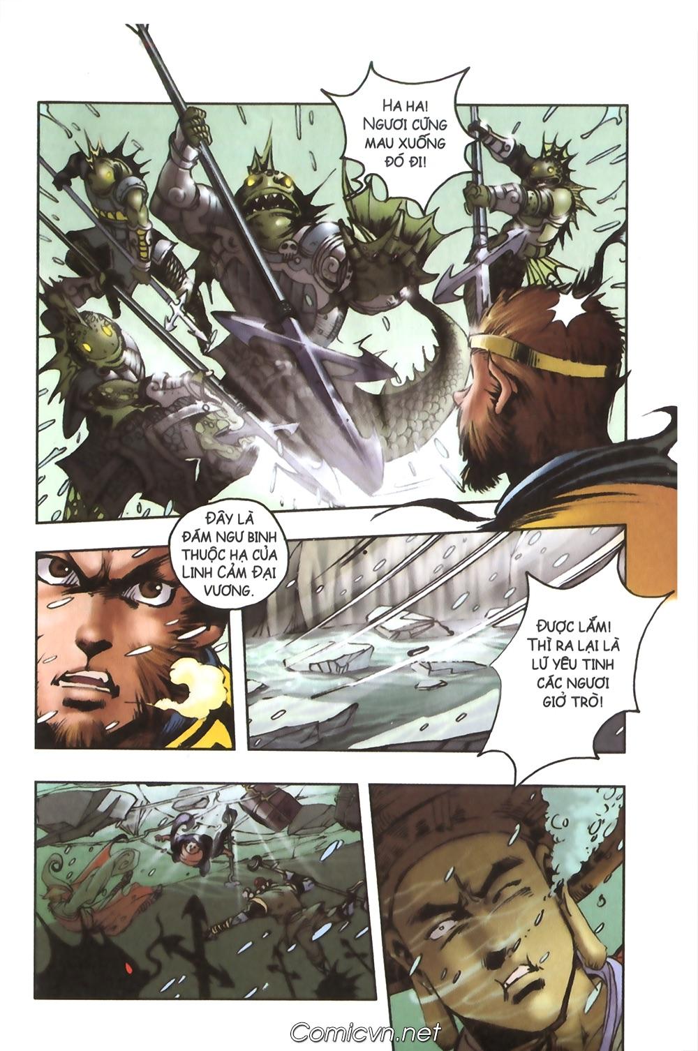 Tây Du Ký màu - Chapter 94 - Pic 8