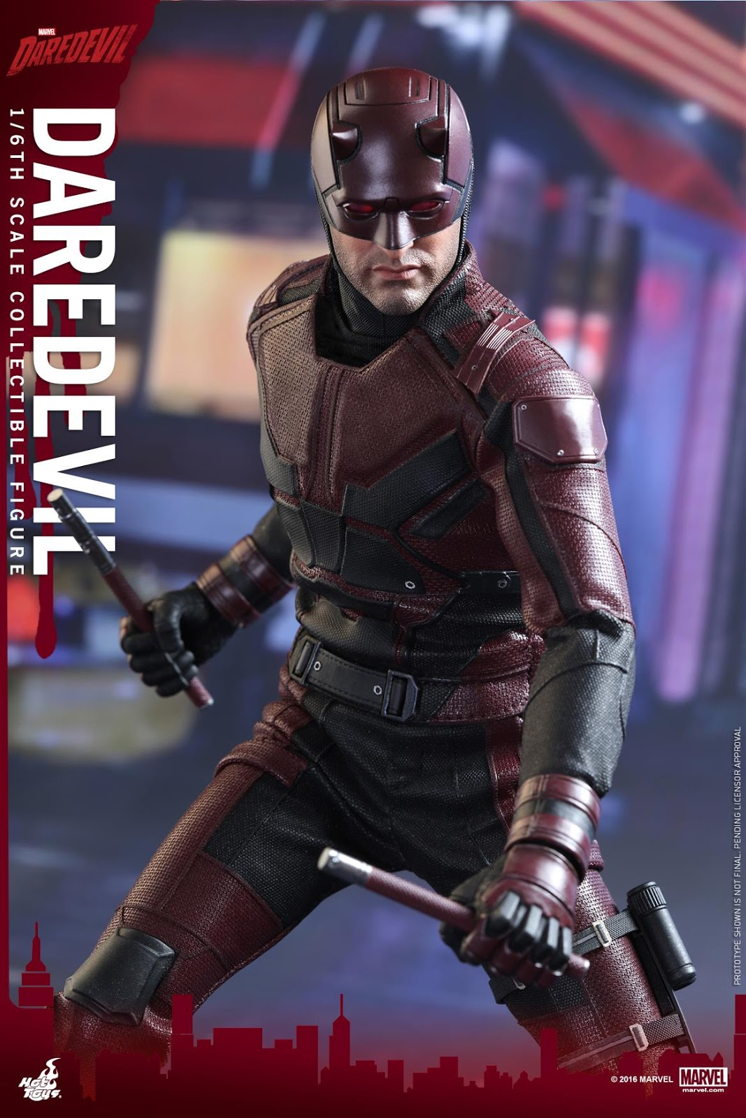 Toyhaven Check Out Hot Toys Marvel Netflix 1 6th Scale