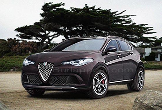 Burlappcar 2017 18 Alfa Romeo Stelvio