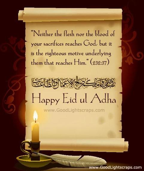 Happy Eid Wishes Quotes: Pagan Spoonie: Happy Eid Al-Adha To My Muslim Readers