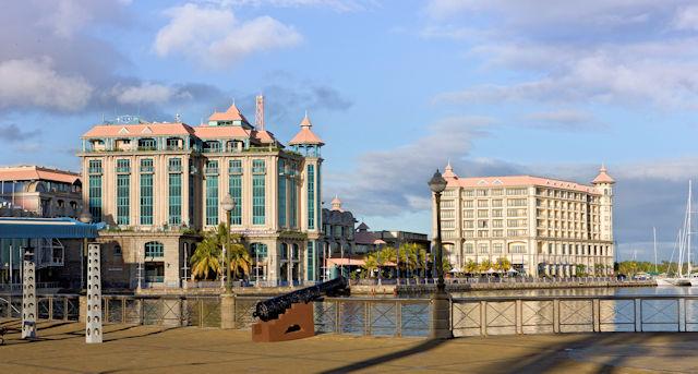 Mauritius, Port Louis, Caudan Waterfront © MTPA Bamba
