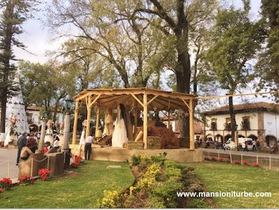 Nacimiento Monumental en Pátzcuaro