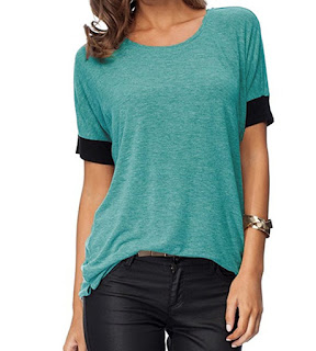 women's blouse tops T-shirt