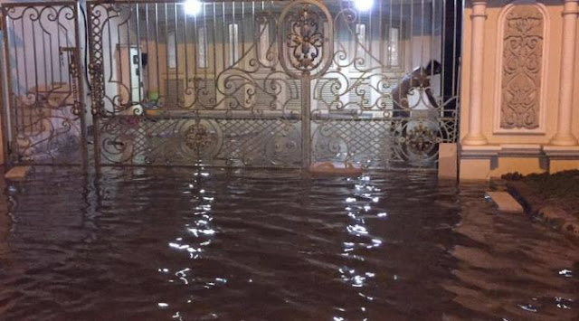 Berita-Ahok-Kediaman-Ahok-Terhindar-dari-banjir