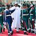 Pres. Buhari, Yemi Osinbajo, Saraki At The Armed Forces Remembrance Day In Abuja