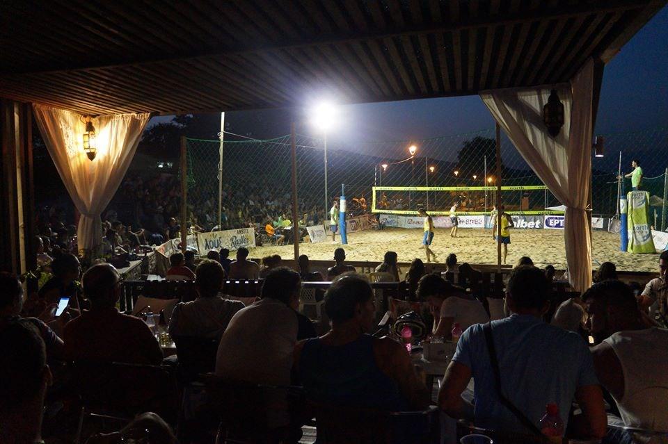 Το «γαλατικό» χωριό του beach volley υποδέχεται το Olympiada Open