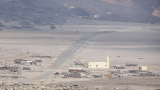 They have a own mosque near Lake Assal