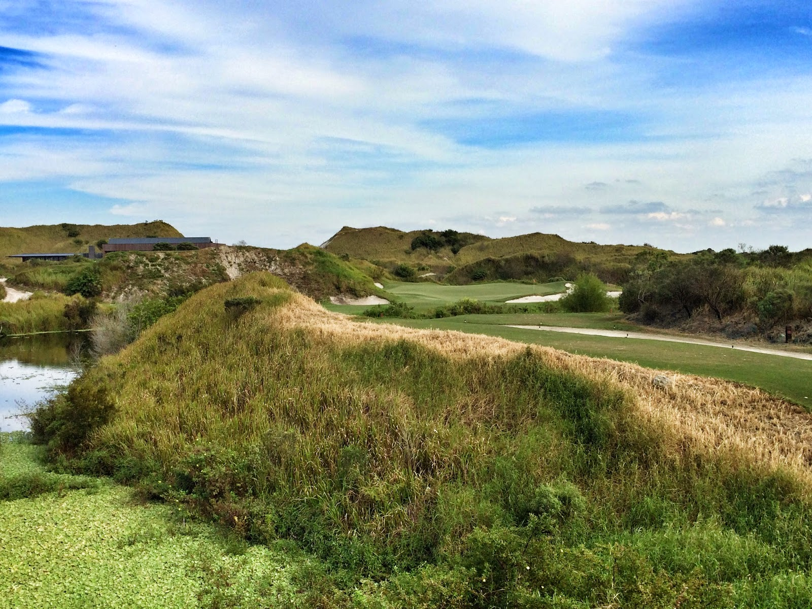 Streamsong Red 6th Hole