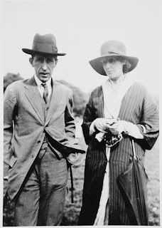 Virginia and Leonard